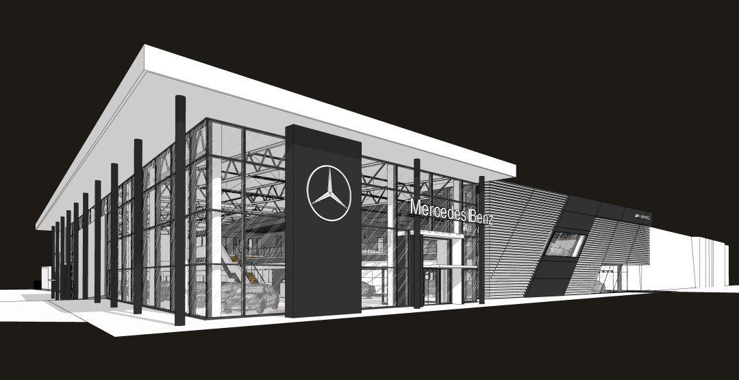Mercedes-Benz Witman uruchomi samodzielny showroom marki AMG.