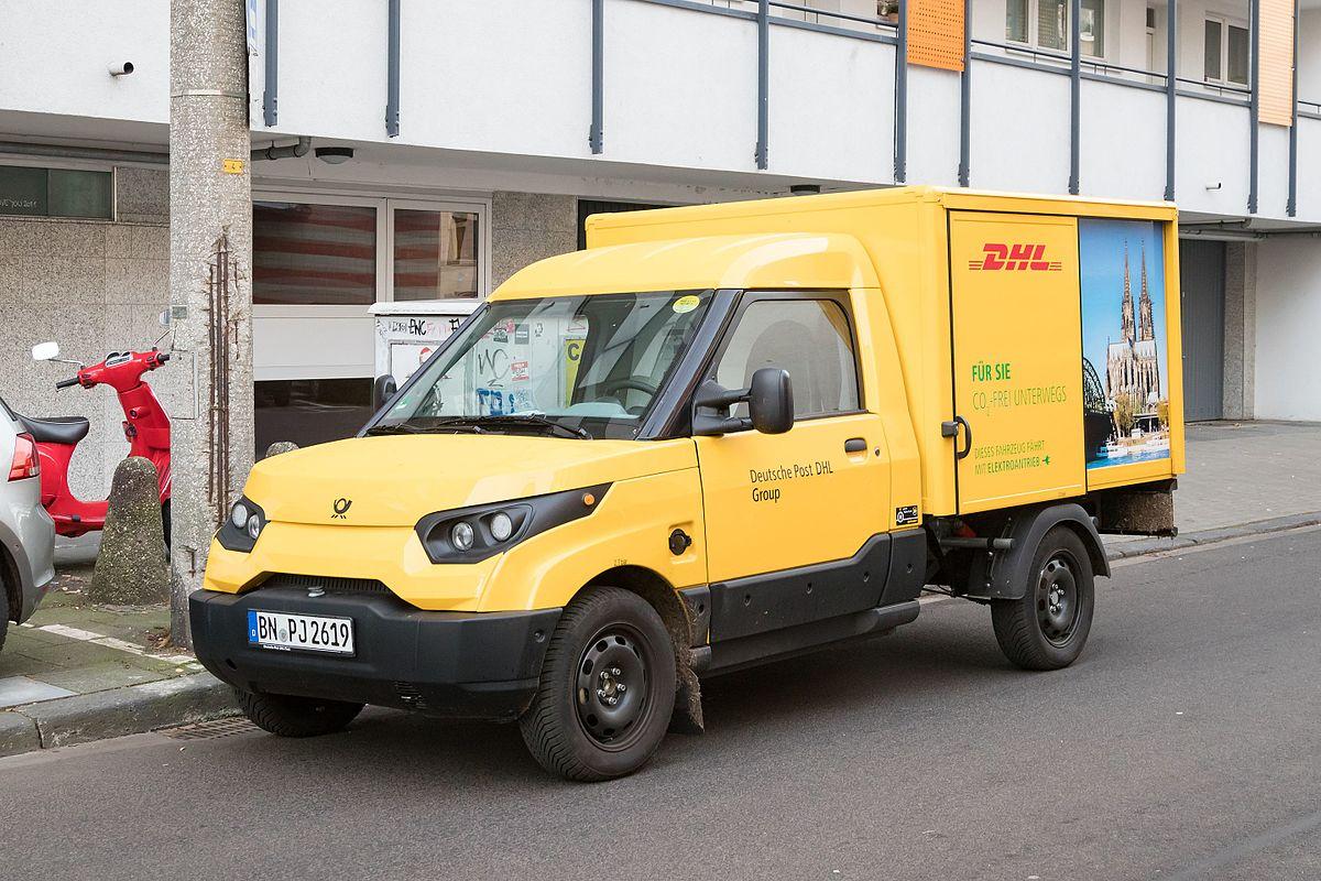 StreetScooter niemieckiej poczty